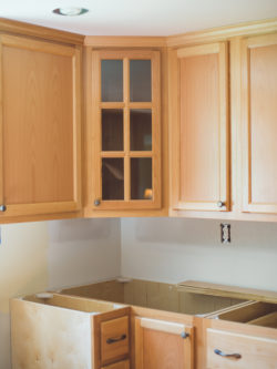 Kitchen Renovation Update: Cabinets!
