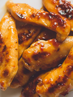 Grilled Chicken Tenders Recipe