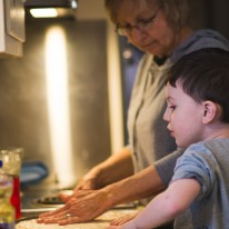 How do you involve your kids in the kitchen?