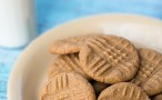 Easy peanut butter cookies
