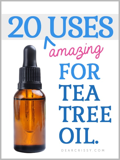 20 uses for tea tree oil - amazing ways to use tea tree oil every day!, Skeleton