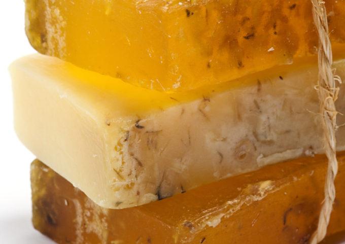 10 Homemade soap recipes