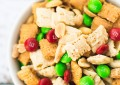 Chex Party Mix: PB & Chocolate Blast