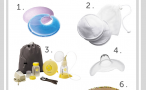 6 Breastfeeding must-haves