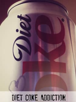 Diet Coke addiction: My struggle