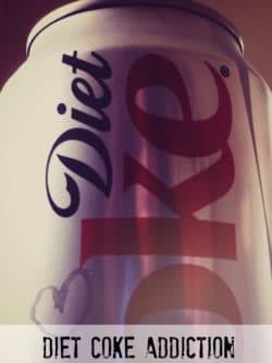 Diet Coke addiction: My struggle