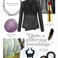 Inspired by: Maleficent