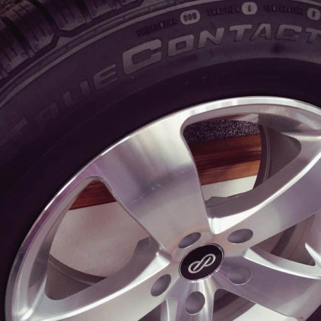 Your sole connection to the road #ContinentalMom #ForWhatYouDo