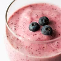 Fruity Breakfast Smoothie Recipe