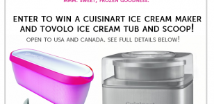 Ultimate Ice Cream Lover's Giveaway!