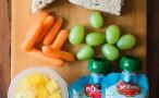 Creating a kid-friendly lunch buffet