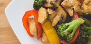Easy Chicken and Veggie Stir Fry
