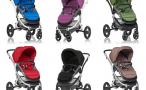 Britax Affinity Stroller Giveaway