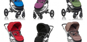 Britax Affinity Stroller Giveaway