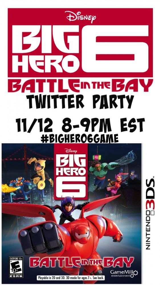big hero 6 party games for kids