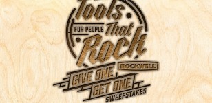 Rockwell Tools: Gift ideas for guys who rock