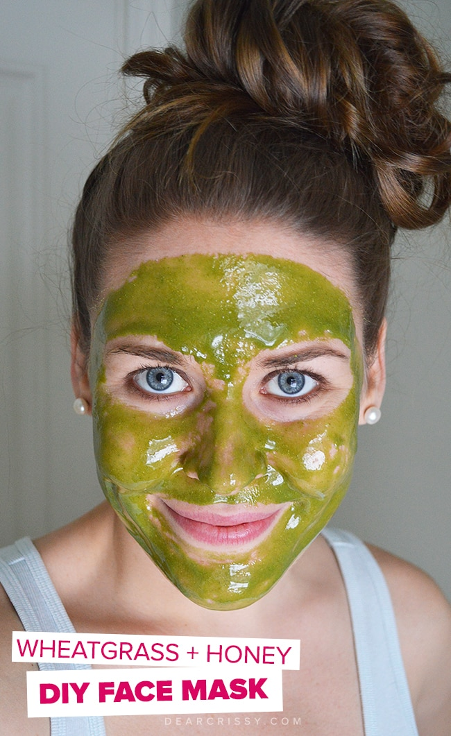 easy face mask recipes - 650×1061