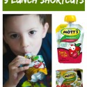 5 Lunch Shortcuts - Easy tips to make lunchtime less of a hassle!