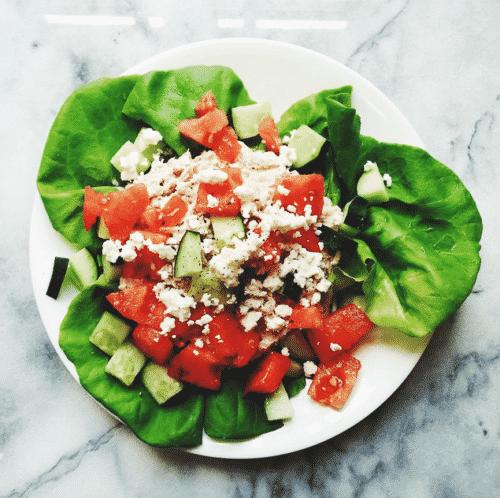Clean Eating Recipes - Clean Greek Tuna Salad