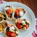 Taco Night with Old El Paso Mini Soft Tortilla Taco
