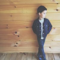 Back to School with Levi's Kids