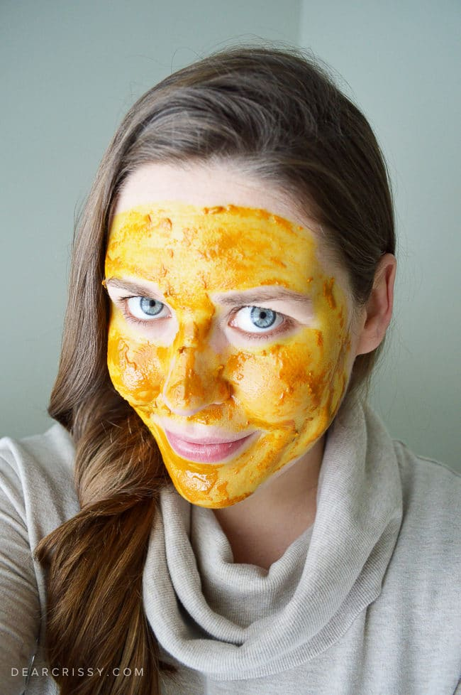 Turmeric Honey Face Mask Diy Turmeric Honey Mask For Acne