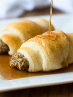 Easy Sausage Crescent Rolls Recipe