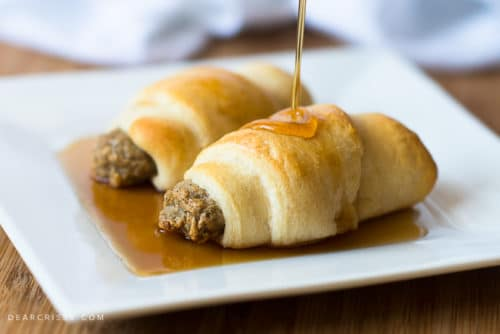 Easy Sausage Crescent Rolls Recipe