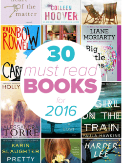 Books to read for 30 somethings