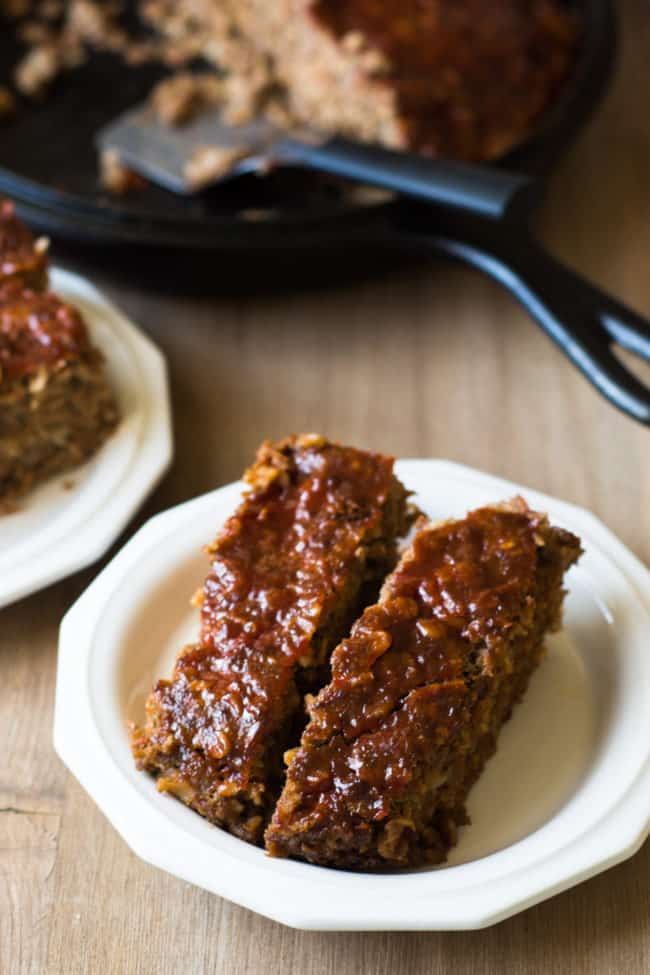 Meatloaf Recipe Using Old Fashioned Oats