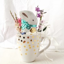 DIY Easter Mug Craft
