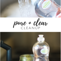 Choosing Wholesome, Pure and Clear - Whether it's making wholesome, nutritious food choices or selecting products that are better for my family, I know that every choice matters. Learn more about why I'm loving Palmolive Pure + Clear for my dishes.