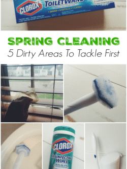 Spring Cleaning - 5 Dirty Areas In Your Home To Tackle First