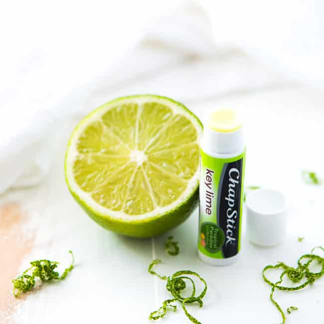Loving this ChapStick Key Lime from the Tropical Paradise Collection!