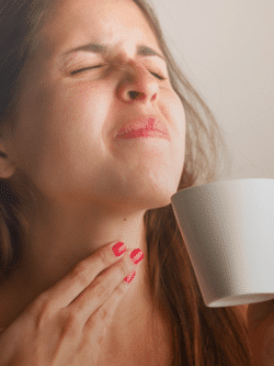 Homemade Sore Throat Remedies (That Really Work!) - Blast those tough sore throats at the first sign with these easy home remedies that utilize items you may already have in your pantry.