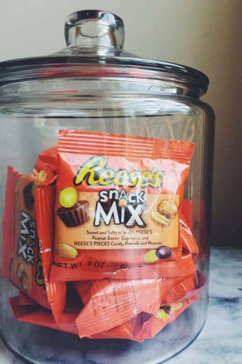 REESE'S Snack Mix Snack Size