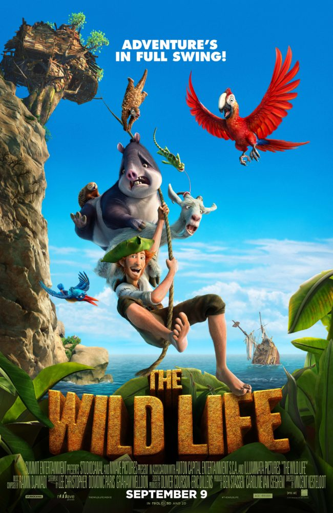 'The Wild Life' --- In theaters Sept. 9th