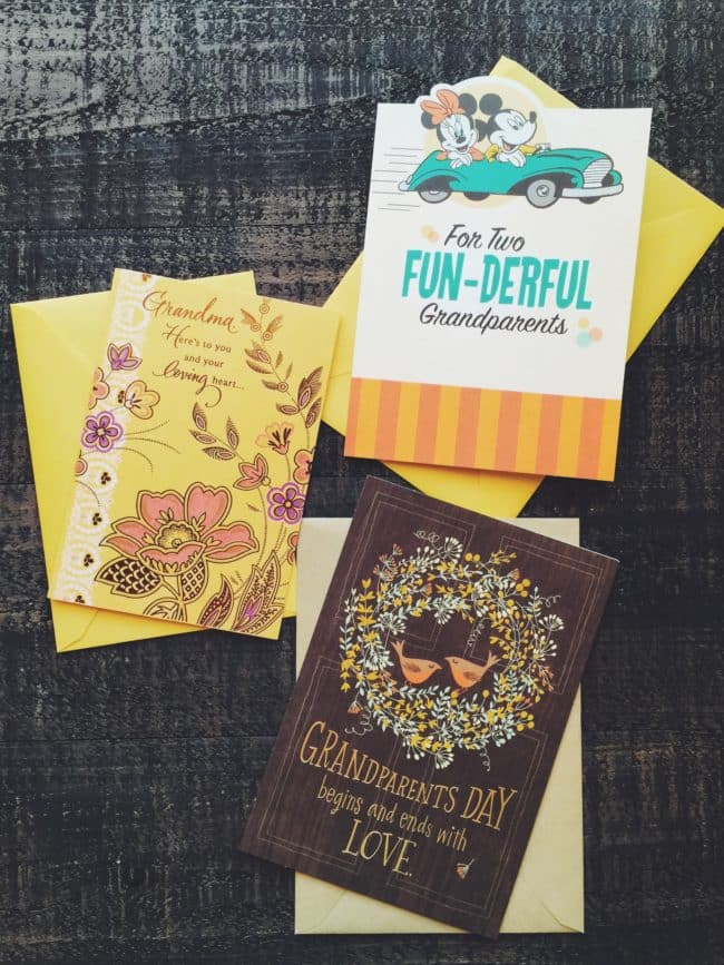 Find the perfect Hallmark card for Grandparent's Day at Walgreens!