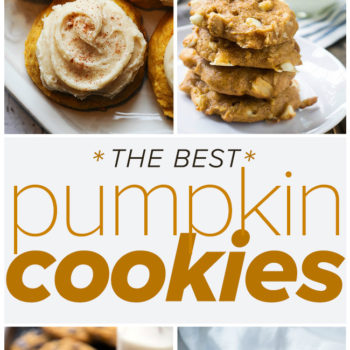 The Best Pumpkin Cookie Recipes - it's true, this list is worth saving!