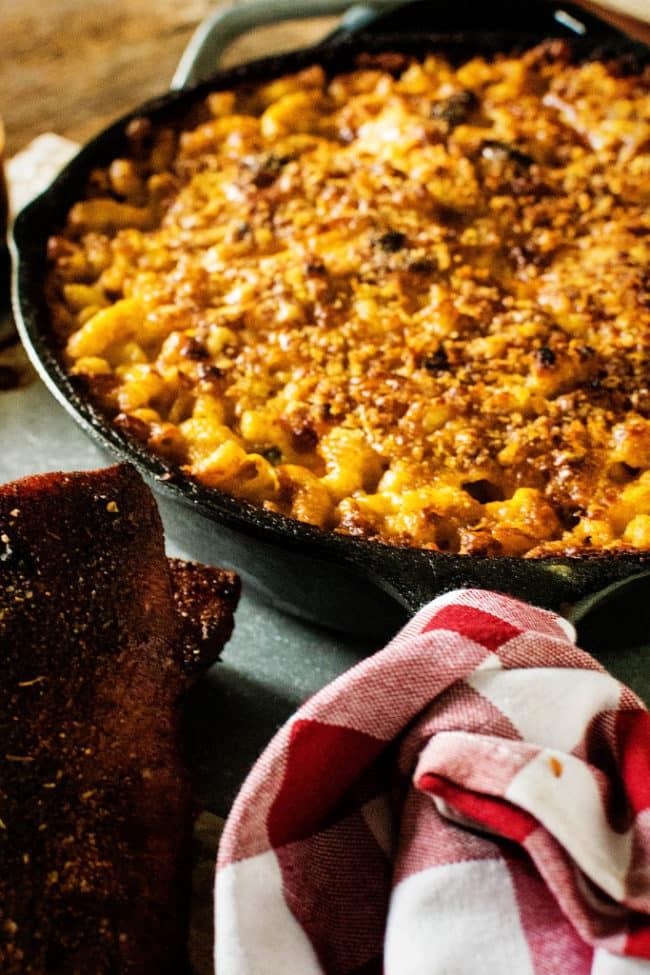 Smoked Jalapeno Mac and Cheese Recipe