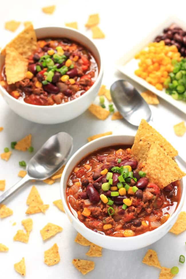 One-Pot Chili Con Carne Recipe