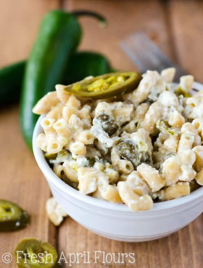 Jalapeno Popper Mac and Cheese Recipe