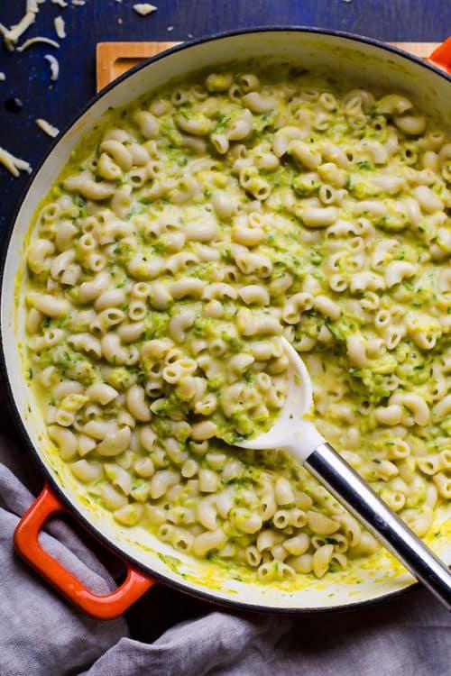 Zucchini Mac and Cheese Recipe