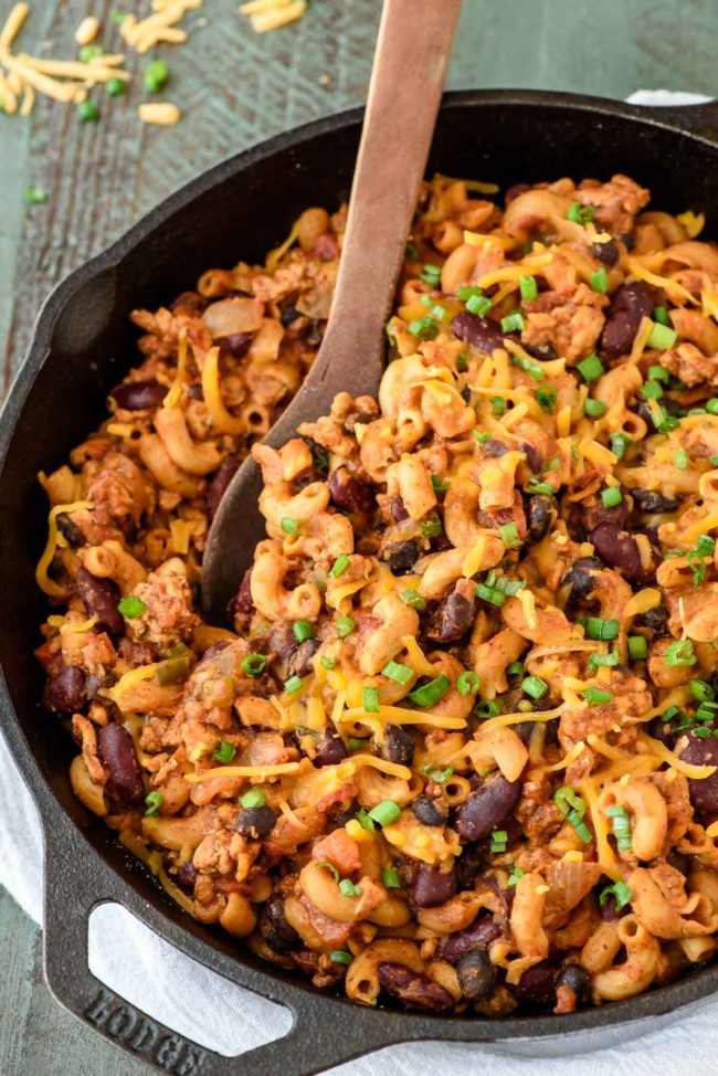 Chili Mac and Cheese Recipe
