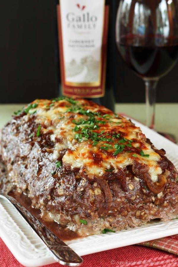 Best Meatloaf Recipes | Top 20 Meatloaf Recipes | Easy Meatloaf | French Onion Soup Au Gratin Stuffed Meatloaf Recipe