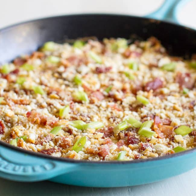 Hot Swiss Cheese and Bacon Dip Recipe