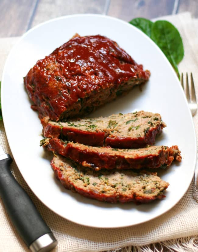 Best Meatloaf Recipes | Top 20 Meatloaf Recipes | Easy Meatloaf | Turkey Meatloaf With Spinach And Kale Recipe