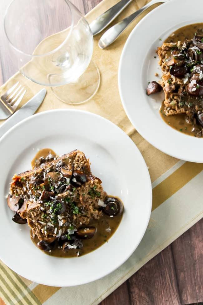 Best Meatloaf Recipes | Top 20 Meatloaf Recipes | Easy Meatloaf | Meatloaf with Balsamic Mushroom Sauce Recipe