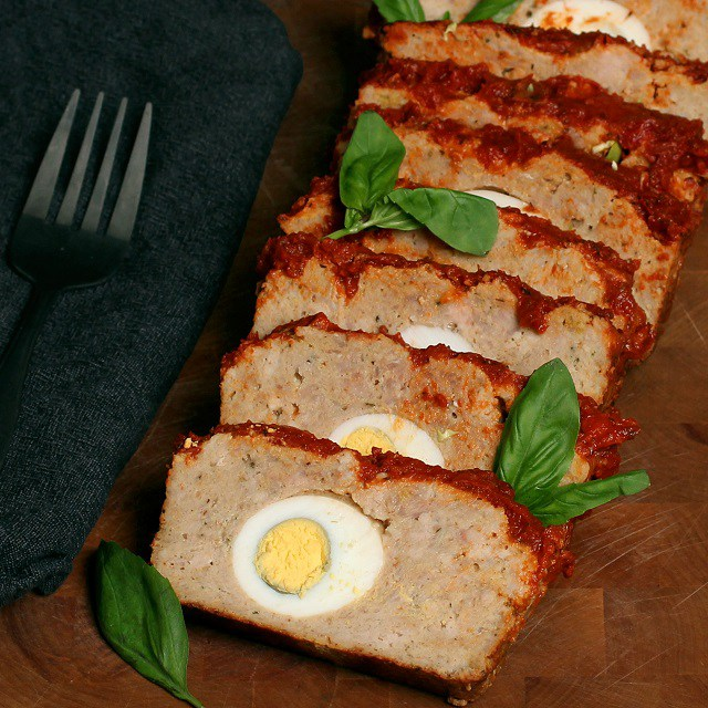 Best Meatloaf Recipes | Top 20 Meatloaf Recipes | Easy Meatloaf | Italian Stuffed Chicken Meatloaf Recipe