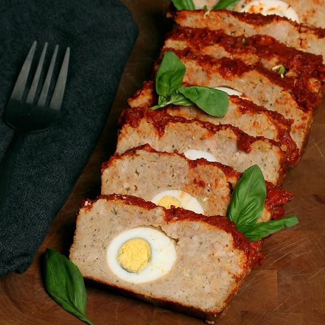 Best Meatloaf Recipes | Top 20 Meatloaf Recipes | Easy Meatloaf | Italian Stuffed Chicken Meatloaf Recipe